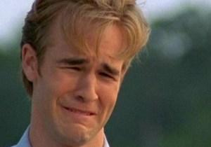 'Dawson's Creek' Alum Joshua Jackson Issues A Crying Meme Challenge To James Van Der Beek