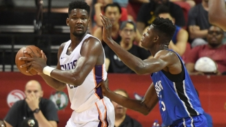 Deandre Ayton And Mo Bamba Dancing To 'Call Me Maybe' Is The Best Possible August NBA Video