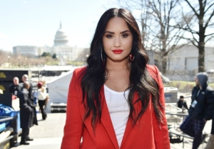 Demi Lovato Releases An Instagram Statement About Her Overdose And Path To Recovery