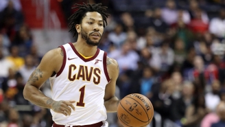 Derrick Rose Announced A Generous New Scholarship Program For High School Students