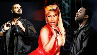 Nicki Minaj Playfully Airs Out The Whole Rap Game On The Raunchy 'Barbie Dreams' From 'Queen'