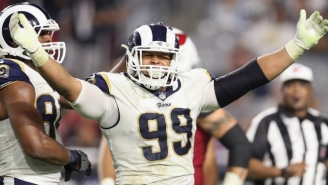 Aaron Donald And The Rams Agreed To The Largest Deal For A Defensive Player In NFL History