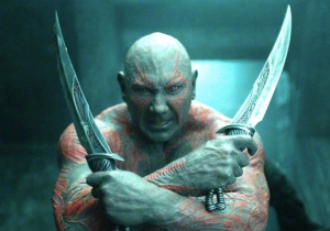 Dave Bautista Is Threatening To Quit 'Guardians Of The Galaxy' Over James Gunn's Firing
