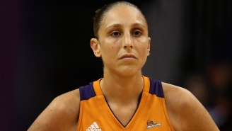Diana Taurasi Drilled A Clutch Three To Force Overtime In The Mercury's Game Against Seattle