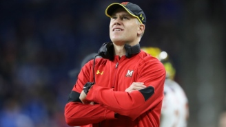 Maryland Placed D.J. Durkin On Leave Following A Bombshell Report Regarding A Player's Death