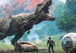 'Jurassic World 3' Will Not Be The Dinosaurs Vs. Man War Movie You've Been Waiting For