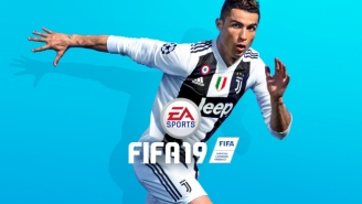 Cristiano Ronaldo Is In His Juventus Kit On The Updated Covers For 'FIFA 19'