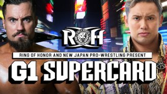 Ring of Honor And New Japan Pro Wrestling Have Sold Out Madison Square Garden