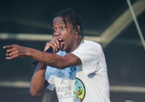 Travis Scott Is Giving Away Free Tickets To The Sold-Out Astroworld Festival To Get Fans To Vote