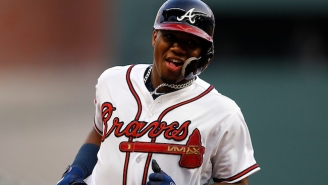 Braves Rookie Phenom Ronald Acuna Jr. Made History With Yet Another Leadoff Home Run