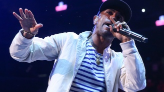 Big Sean Condemned The NFL And EA Sports For Removing His Colin Kaepernick Shout Out In 'Madden 19'