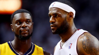 Lance Stephenson Shed Light On His Infamous Decision To Blow In LeBron James' Ear