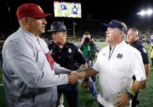 Here Are Five Teams Outside The Top 10 That Could Make The College Football Playoff