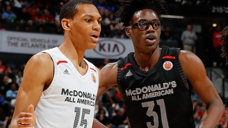 Five-Star Prospect Darius Bazley Will Bypass The G League And Train For The 2019 NBA Draft