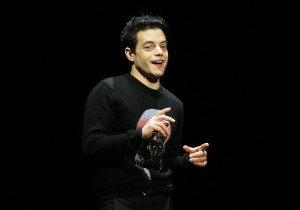 Rami Malek Walks Us Through The Collaborative Effort That Gave Birth To 'Papillion'