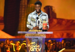 Chadwick Boseman Wants 'Black Panther' To Get Best Picture Consideration: 'A Good Movie Is A Good Movie'