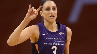 Diana Taurasi Went Supernova Against Dallas To Extend Her Undefeated Record In Winner-Take-All Games