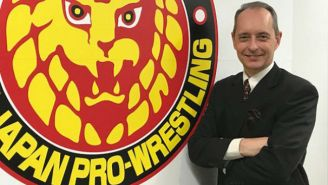 New NJPW President Bans Swearing, Bird-Flipping From The Product