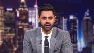 Hasan Minhaj Offers Up A Plan To Save MoviePass In The Course Of Saying Goodbye To 'The Daily Show'