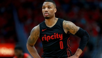 Damian Lillard Is Lobbying For A Farewell Season For Carmelo Anthony