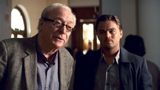 Michael Caine Gives The Definitive Explanation For What's Happening At The End Of 'Inception'
