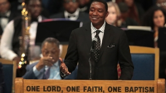 Isiah Thomas Delivered A Moving Tribute At Aretha Franklin's Funeral