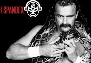 McMahonsplaining, The With Spandex Podcast Episode 48: Jake 'The Snake' Roberts
