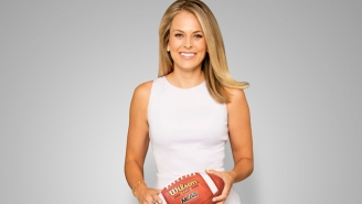 Jamie Erdahl On Joining The SEC On CBS And The Art Of The Walk-Off Interview