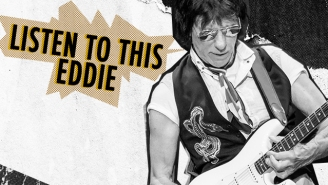 Jeff Beck Is The Supreme Guitar God And The Last Of His Kind