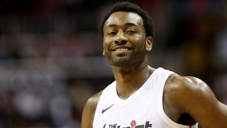 John Wall Stressed He Loves 'Being A Wizard' Amid Washington's Latest Round Of Turmoil