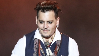 Johnny Depp's Notorious B.I.G. Movie Has Been Pulled One Month Before Scheduled Release