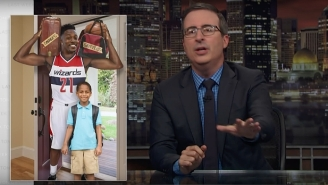 Dwight Howard Got Roasted In A 'Last Week Tonight' Segment About Trade