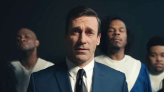 Jon Hamm Explores The Plight Of 'White Thoughts' On HBO's 'Random Acts Of Flyness'