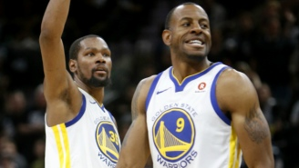 Andre Iguodala Believes Kevin Durant Is 'Hands Down' The Most Talented Scorer In NBA History