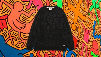 Dickies' Is Honoring Keith Haring In Their Forthcoming Collection