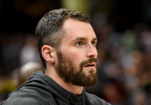 Kevin Love Wants To Start A Foundation To Help Young People Deal With Mental Health Issues