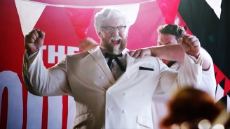 The Mountain From Game Of Thrones Dorks It Up As KFC's Newest Colonel