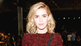 Netflix Releases A Witchy First Look At 'The Chilling Adventures Of Sabrina,' Starring Kiernan Shipka