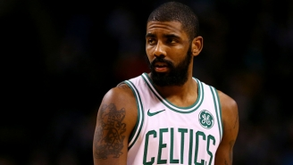 Kyrie Irving Will Be Honored By The Standing Rock Sioux Tribe At A Special Ceremony