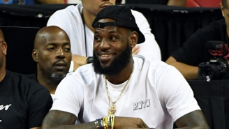 LeBron James Told A Teammate To Prepare For His Passes Or He Might Break Their Nose