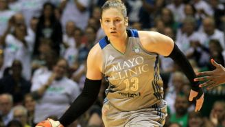 WNBA Legend Lindsay Whalen Is Retiring From The Minnesota Lynx