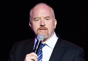 A Louis C.K. Heckler Has No Regrets For Shouting An Obscenity At Him During One Of His Surprise Sets