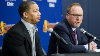 Former Cavs GM David Griffin Thinks Ty Lue Will Be 'The Best Version Of Himself' This Year