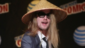 Macaulay Culkin Says 'The Big Bang Theory' Offered Him A Role Three Times, But He Turned Them Down