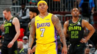 Isaiah Thomas Says He Can See Why LeBron James Left A 'Sh*thole' Like Cleveland