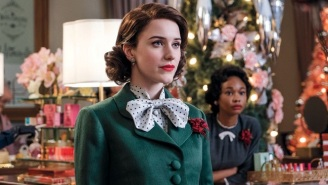 'The Marvelous Mrs. Maisel' Heads To The Borscht Belt In The Show's Second Season Trailer