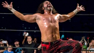 Matt Hardy May Be Retiring From Wrestling, Or At Least Splitting From Bray Wyatt