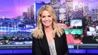 ESPN's 'NBA Countdown' Is Moving Back To Los Angeles And Michelle Beadle's Role Is Expanding