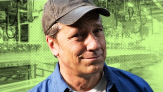 Mike Rowe Is Still Trying To Help People Learn To Do 'Dirty Jobs'