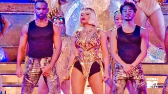 Nicki Minaj's VMA Performance Of 'Majesty' And 'Barbie Dreams' Electrified The Radio City Music Hall Stage